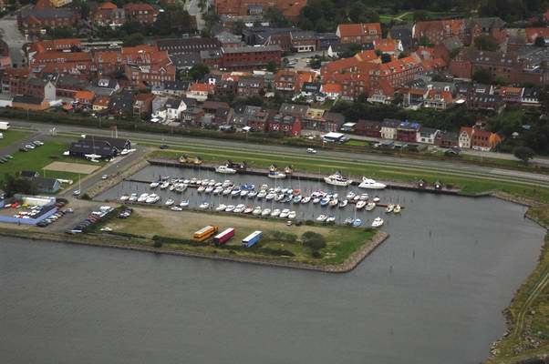Holstebro-Struer Lystbådehavn, Vest