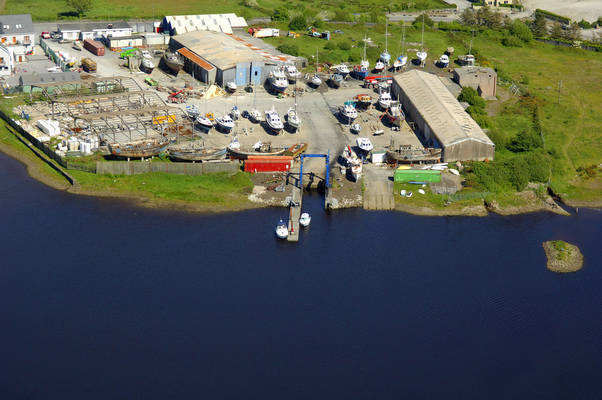 Kilrush Boat Yard