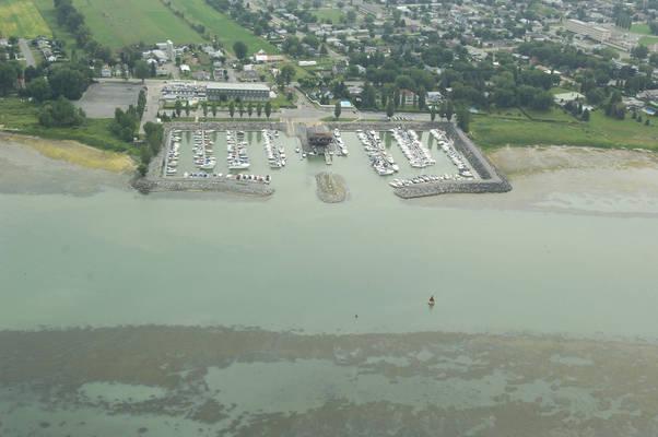 Marina de Saurel - Parc Nautique de Sorel