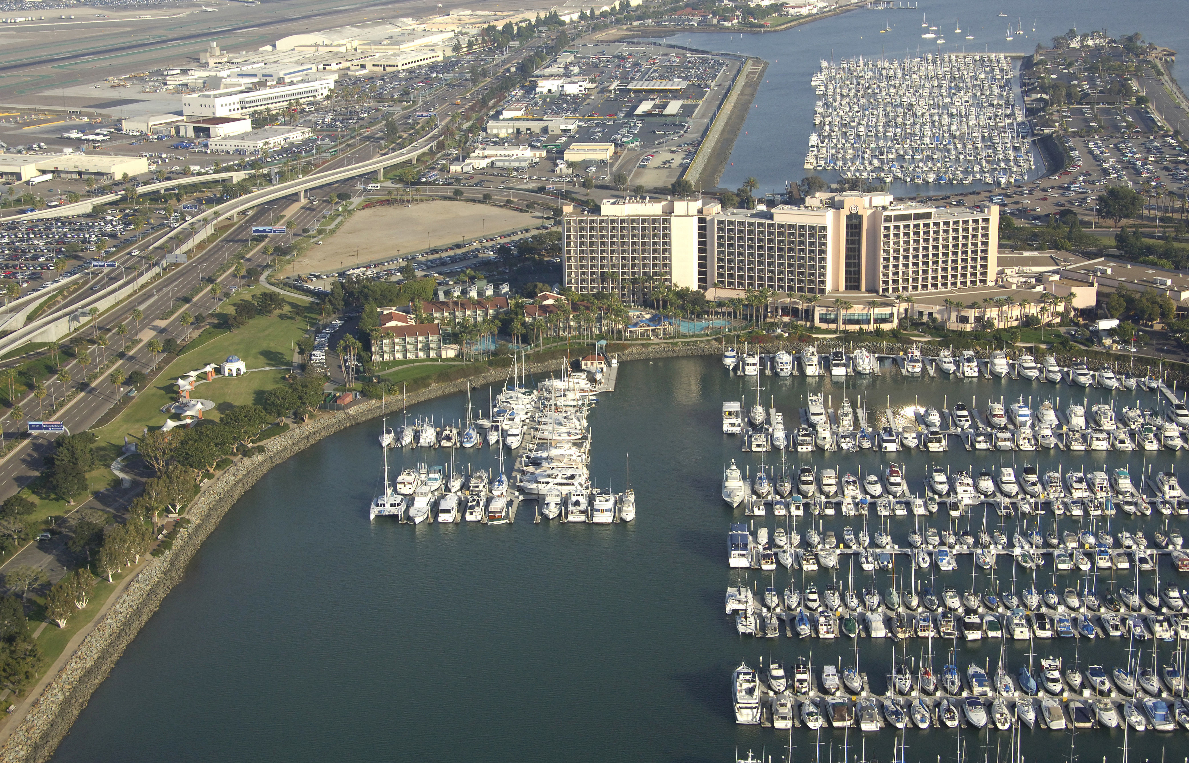 Sheraton Hotel San Diego Hotel And Marina