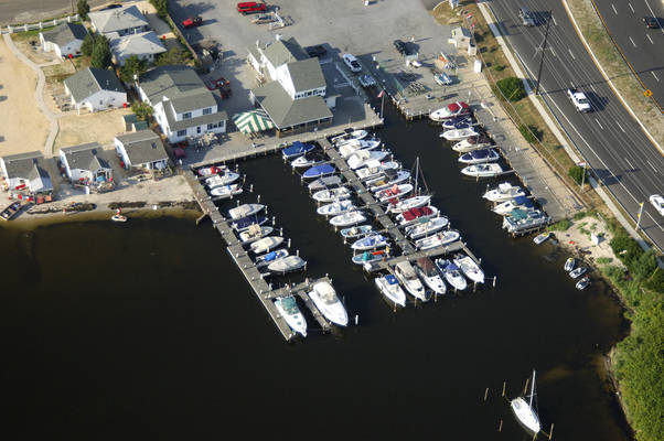 Cranberry Inlet Marina
