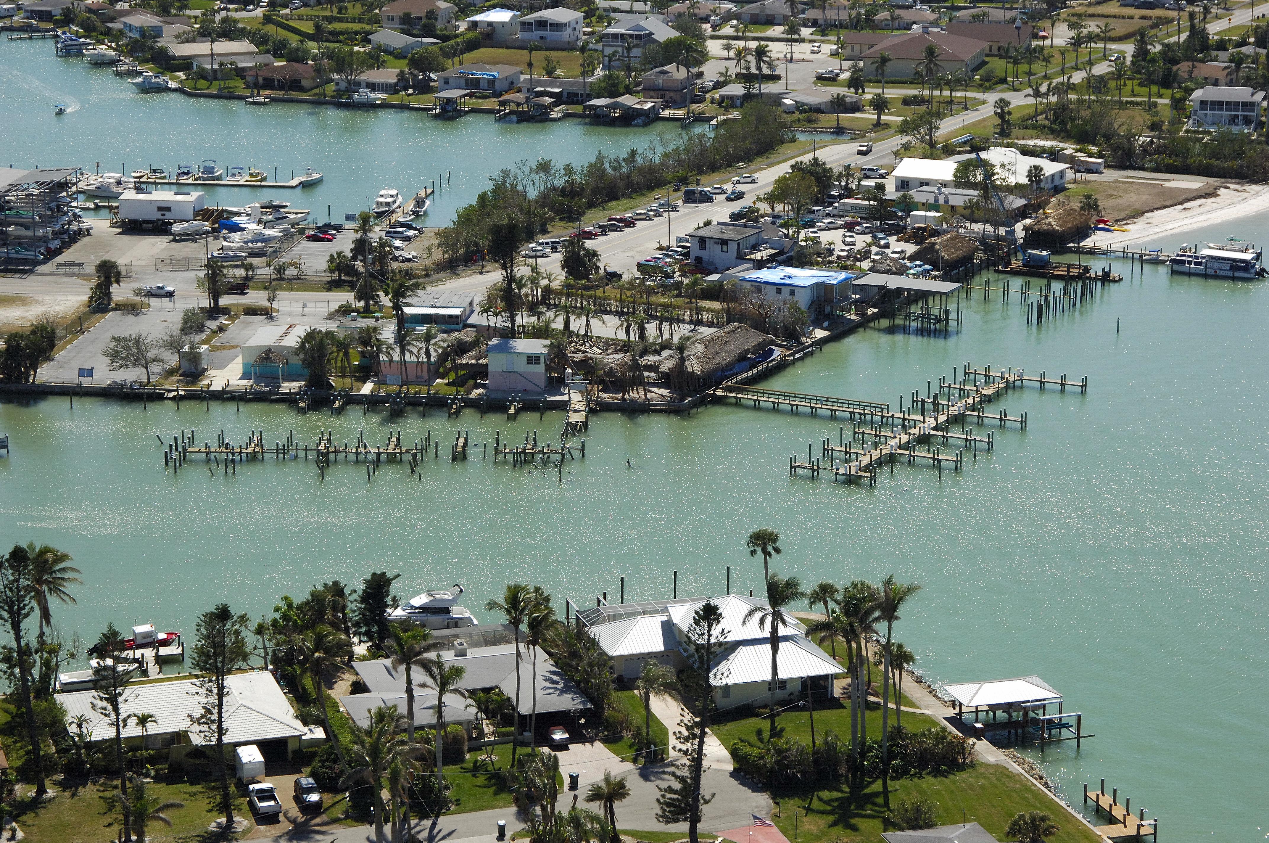 Pelican Bend Restaurant & Marina in Naples, FL, United States ...