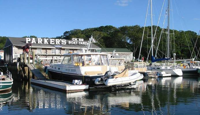 Parker's Boat Yard