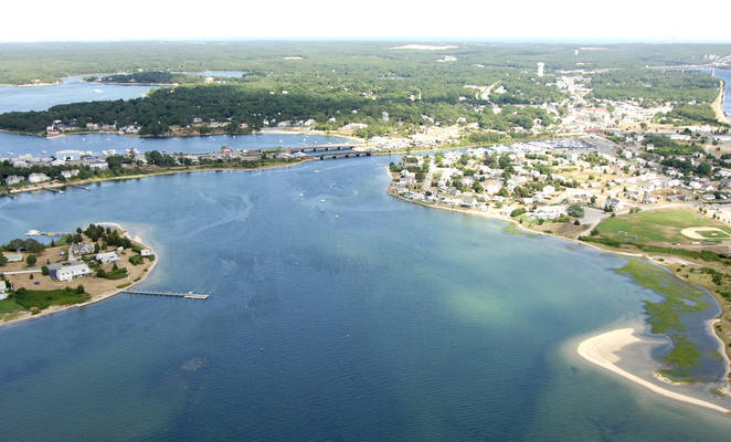 Cohasset Narrows Inlet
