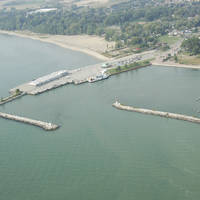Leamington Harbour Inlet