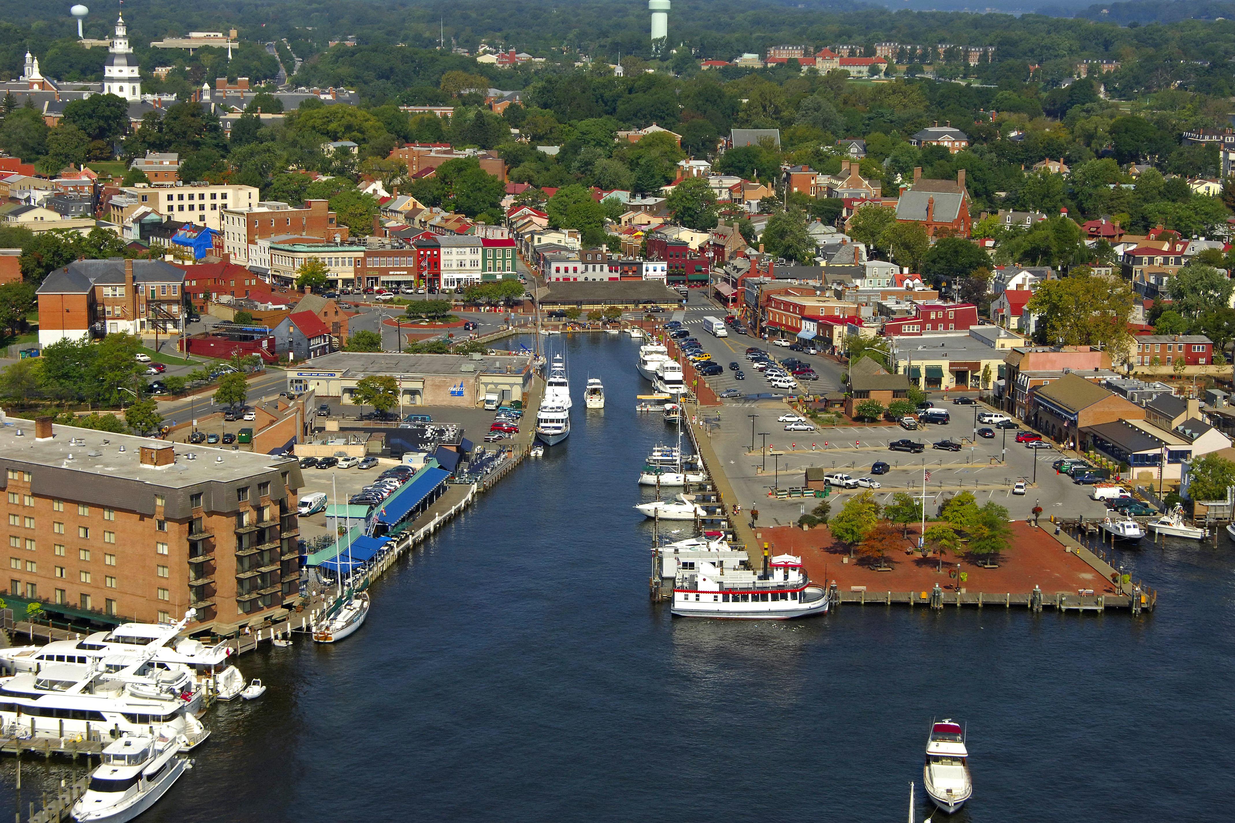 Annapolis City Dock Annapolis City