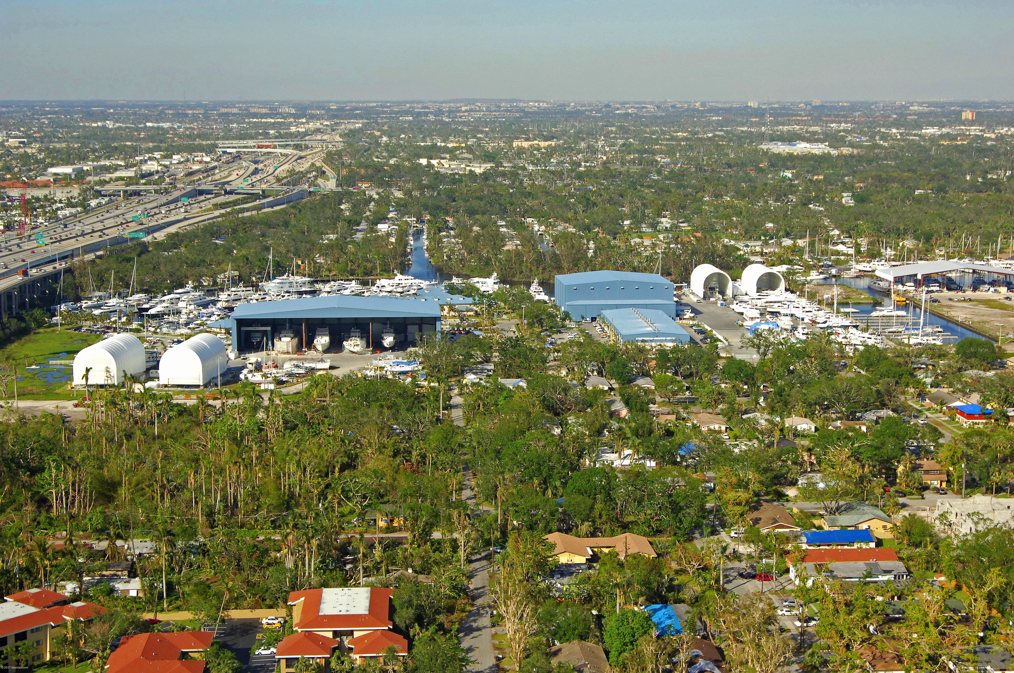 Lauderdale Marine Center In Fort Lauderdale Fl United