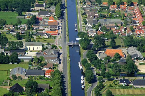 Peter Hummelenbrug Bridge