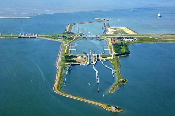Kornwerderzand Lock