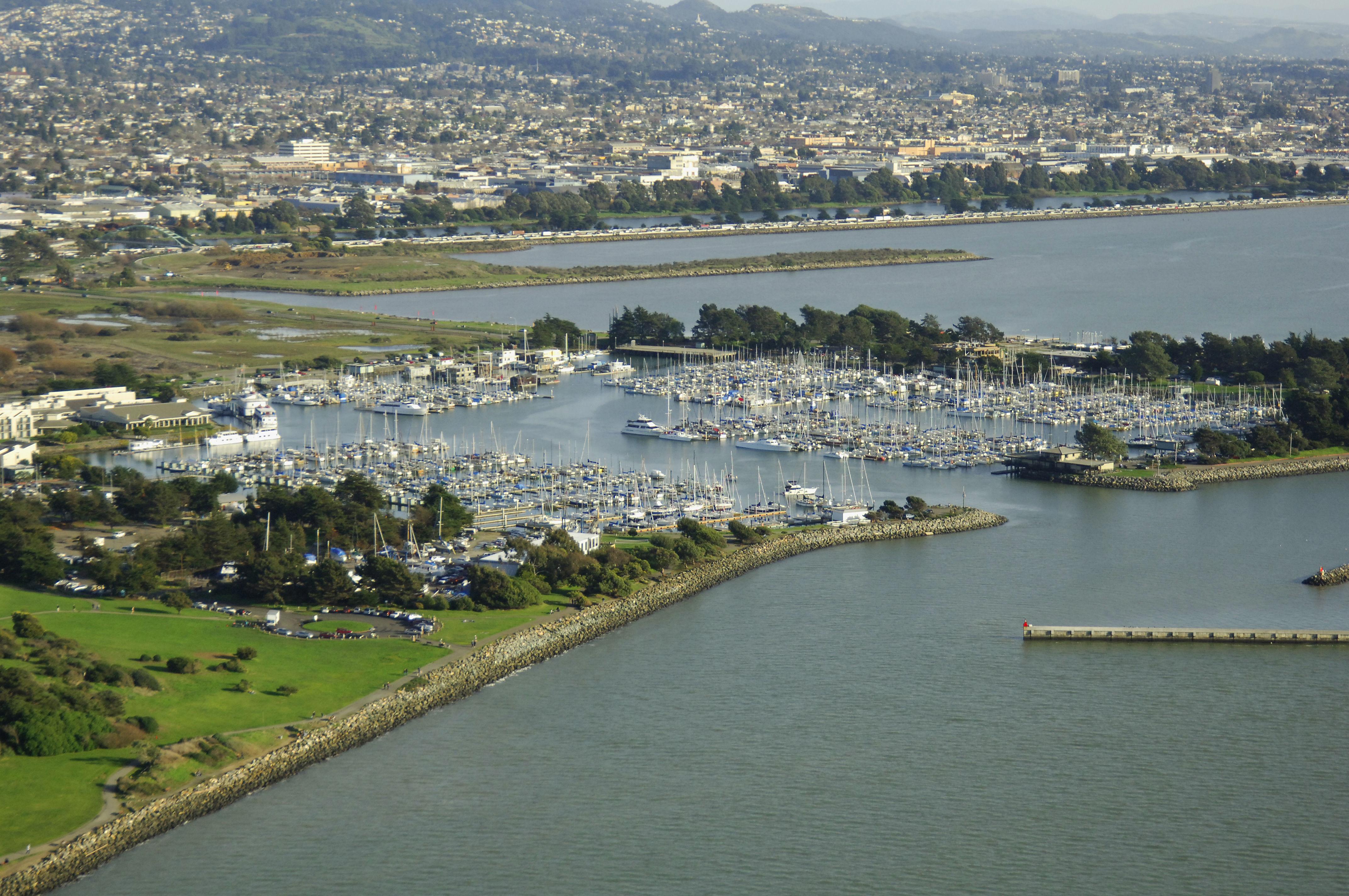 Berkeley Marina In Berkeley Ca United States Marina