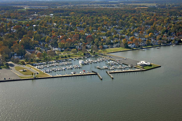 Cambridge Municipal Yacht Basin