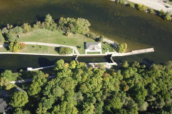 Trent River Lock 26