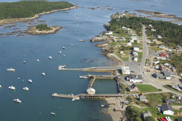 Great Wass Island Public Dock