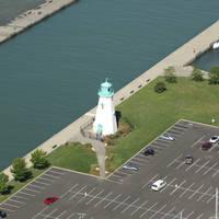 Port Dalhousie Rear Range Light (East Pier Light)