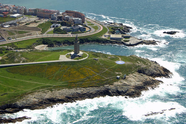 La Coruña Light (Tower of Hercules)