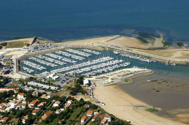 Saint Denis D'oleron Marina