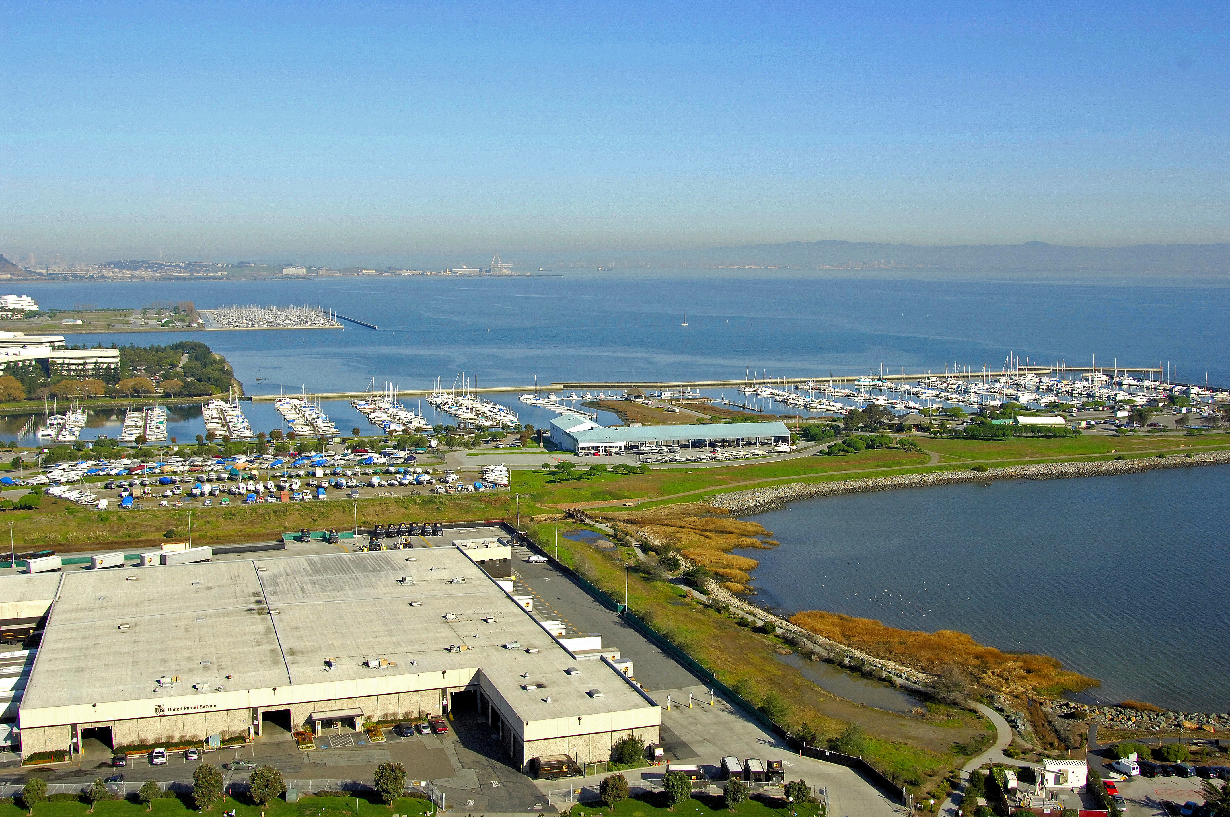 Oyster Point Oyster Point Marina in...