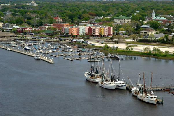 Fernandina Harbor Marina
