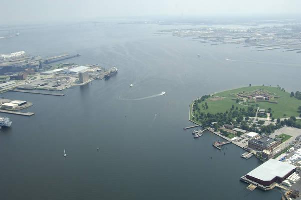 Northwest Harbor Inlet