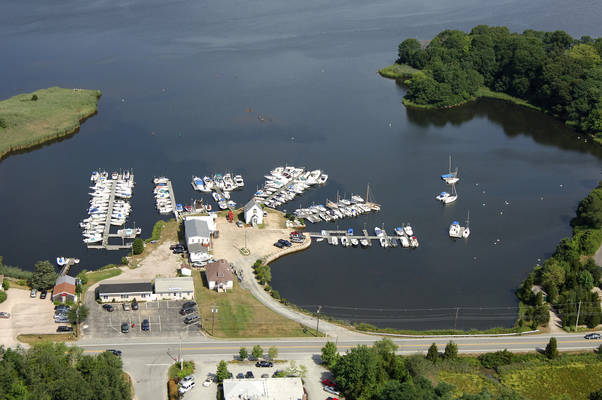 Grays Boat Yard