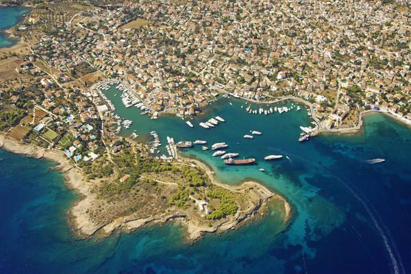 Spetsai Harbour