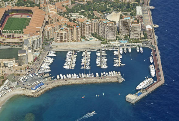 Monaco Cap D'ail Marina