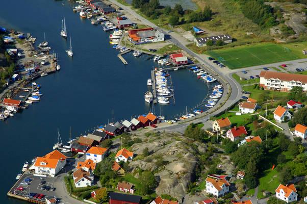 Hamburgsund Udden Marina