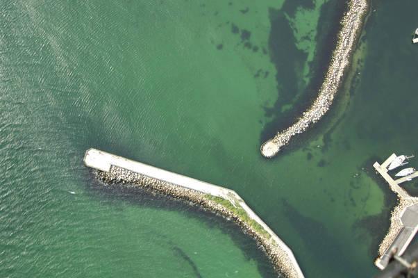 Klintholm Havn Inlet