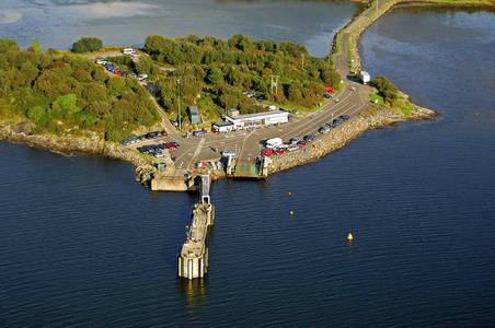Kennacraig Ferry
