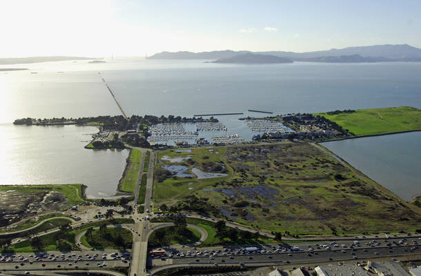 Berkeley Marina Harbor