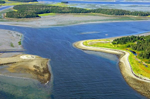 Chebogue Harbor Inlet