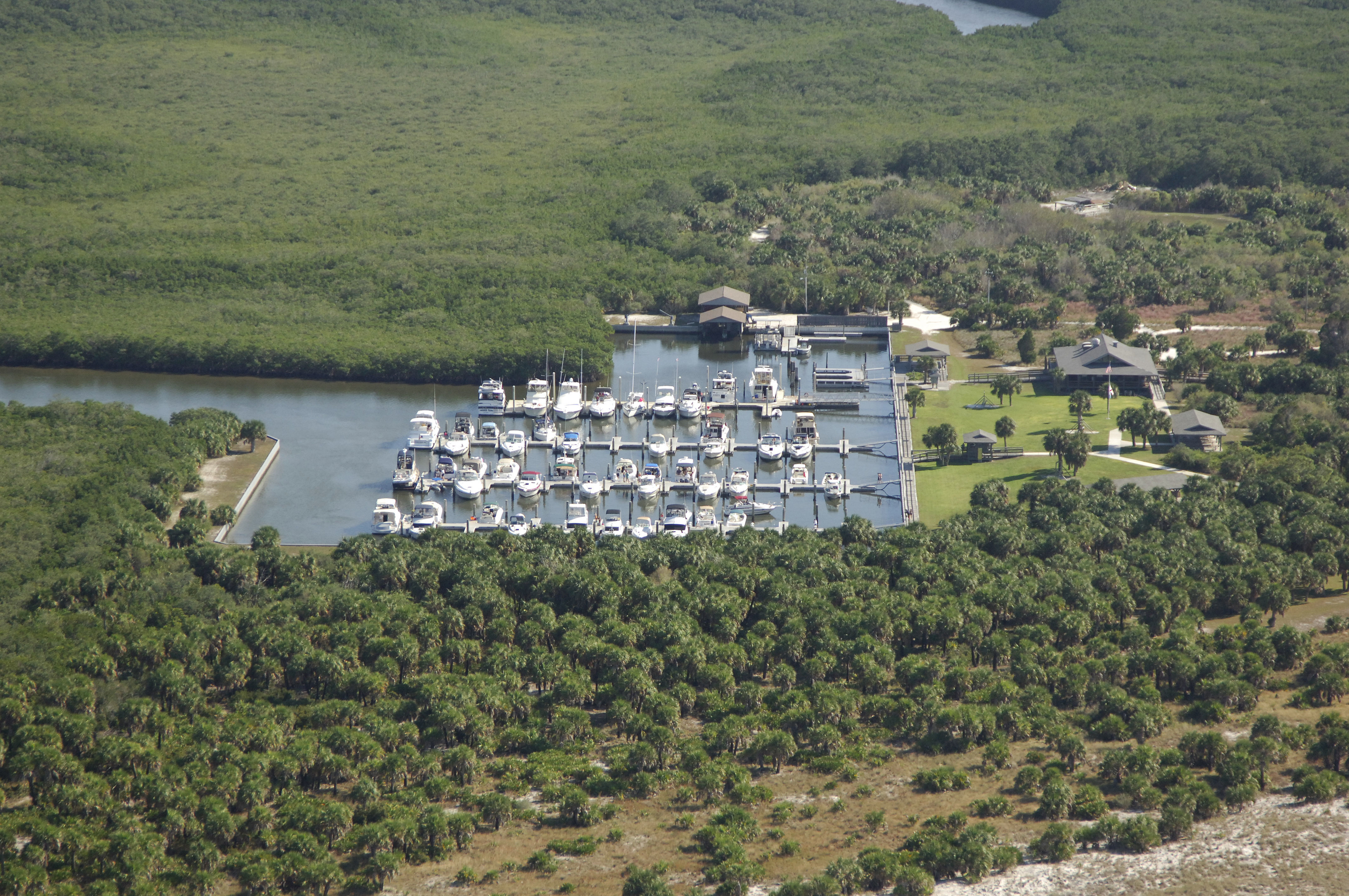 Caladesi island state park marina in dunedin fl united states caladesi island state park marina nvjuhfo Images