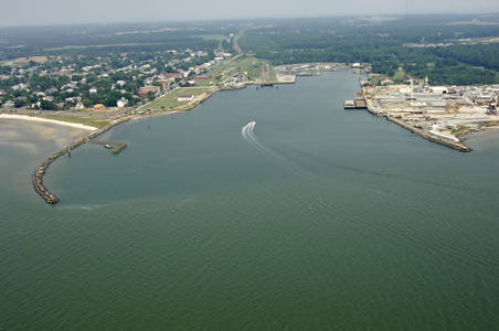 Cape Charles Harbor Inlet