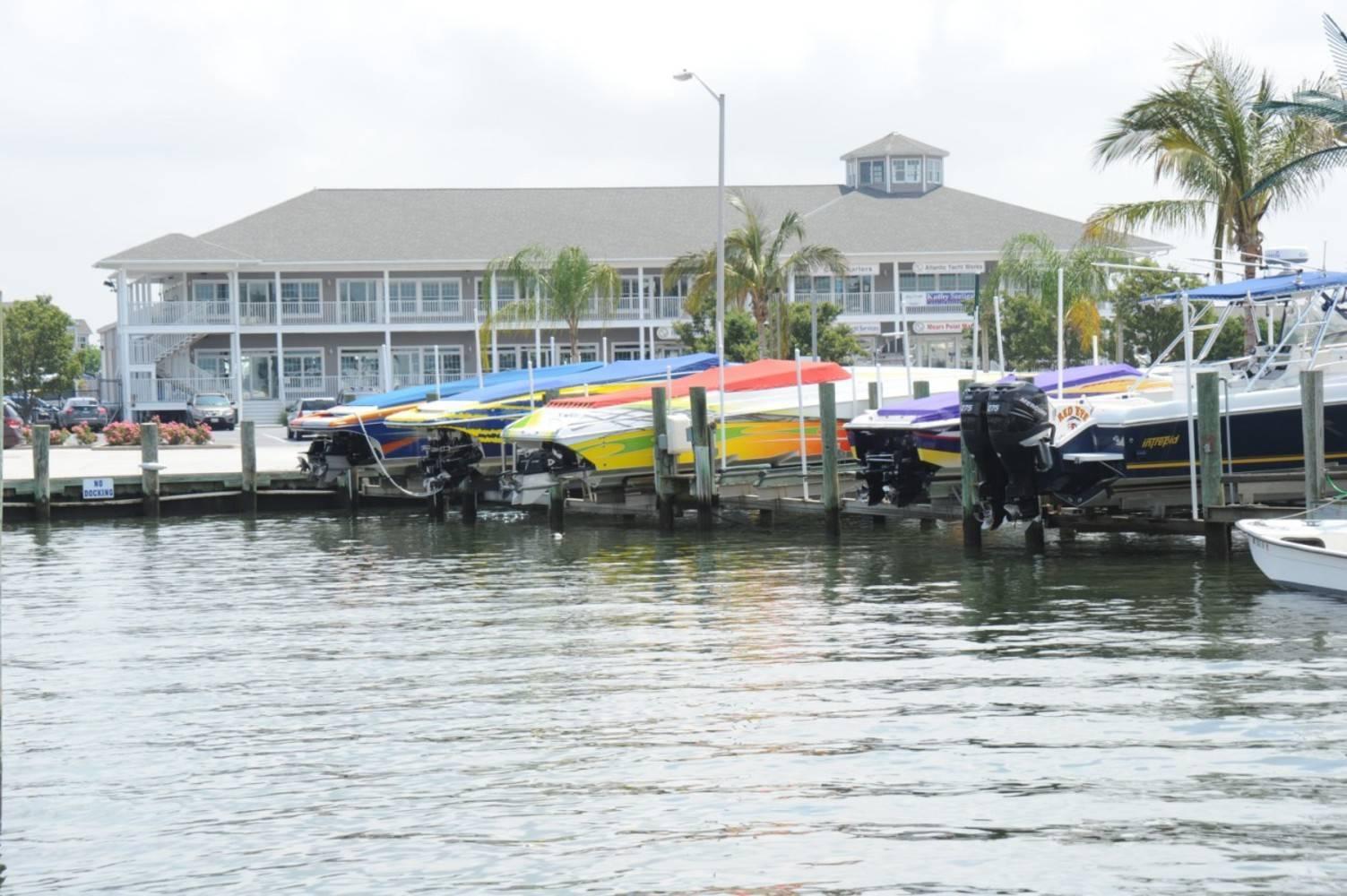 Mears Point Marina slip, dock, mooring reservations - Dockwa