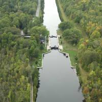 Trent River Lock 35