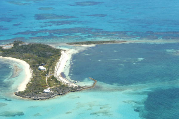 Moraine Cay Anchorage