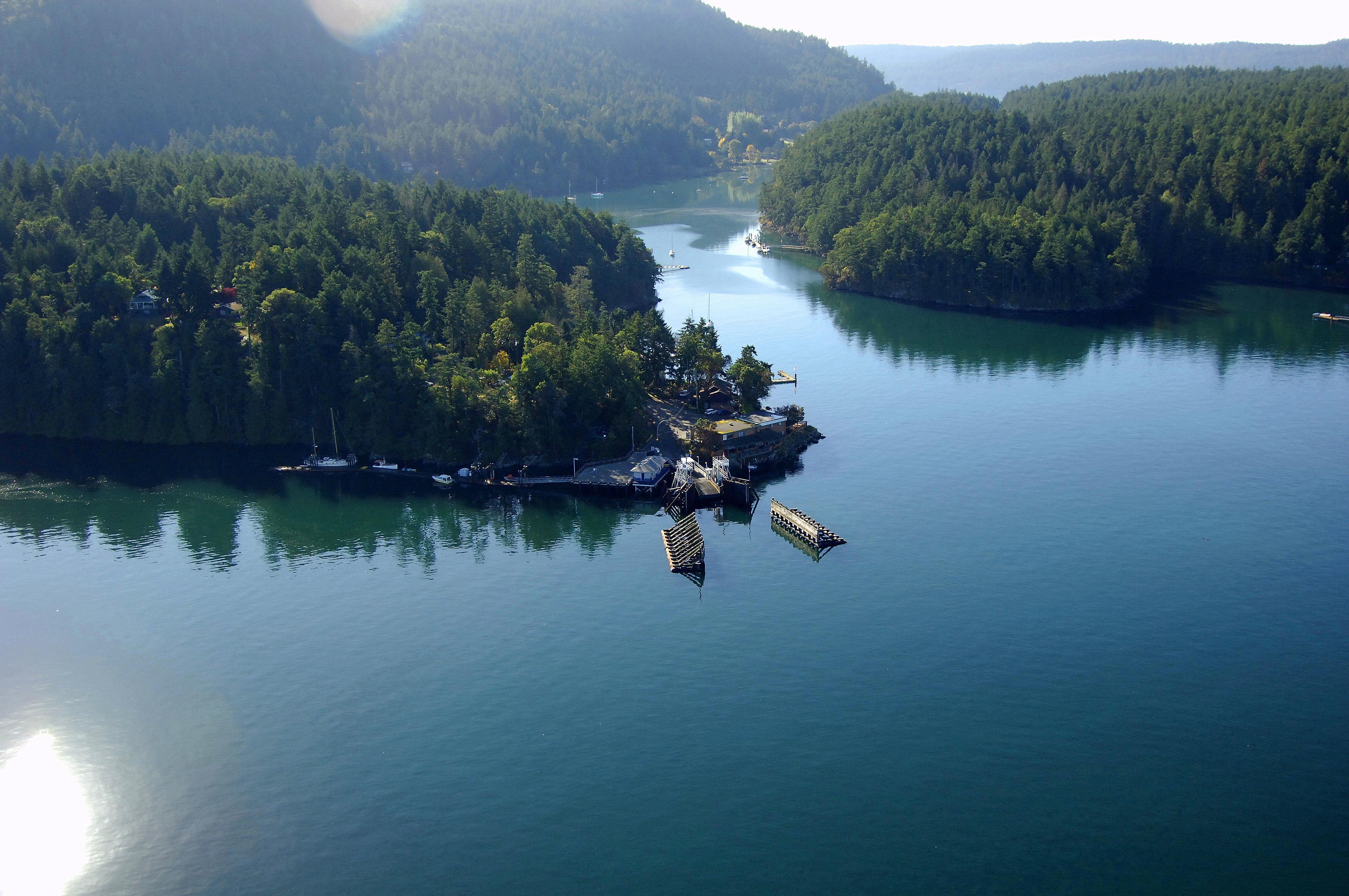 Saturna Island For Sale