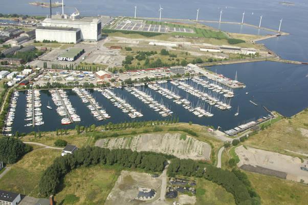 Margretheholms Havn