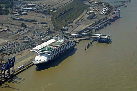 Harwich Ferry Port