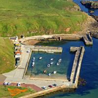 Cruden Bay Harbour