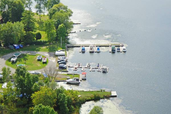 Stevenson's Marina