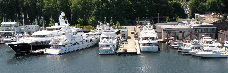Nautical Landing Marina