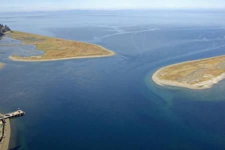 Sequim Bay Inlet