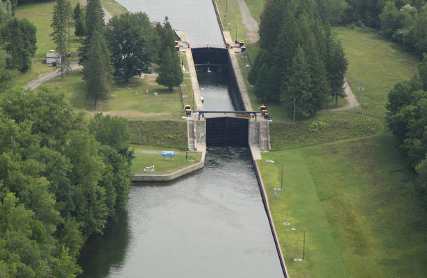 Erie Canal Lock 22