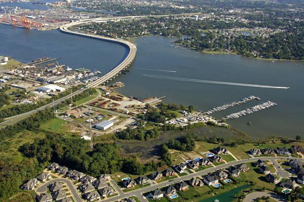 Western Branch Elizabeth River