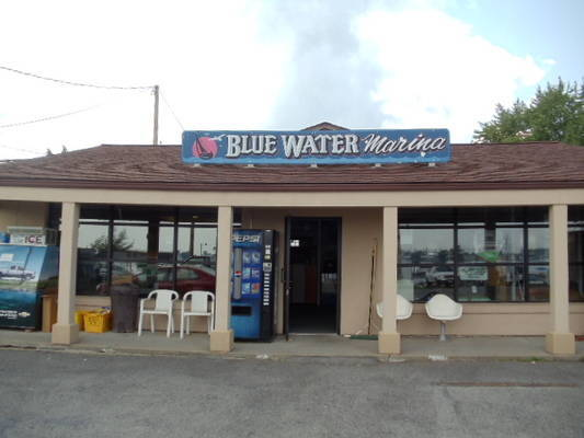 Blue Water Marina