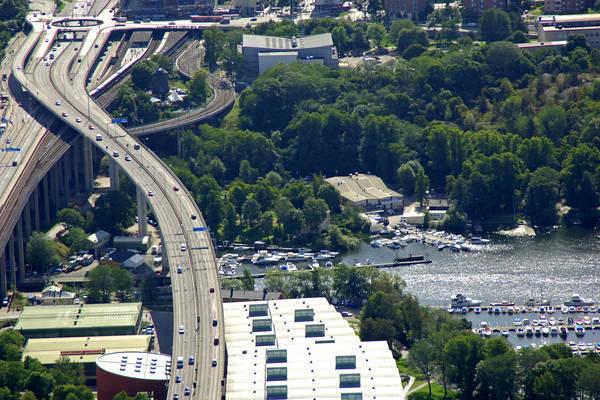 Skanstullsbron Road Marina