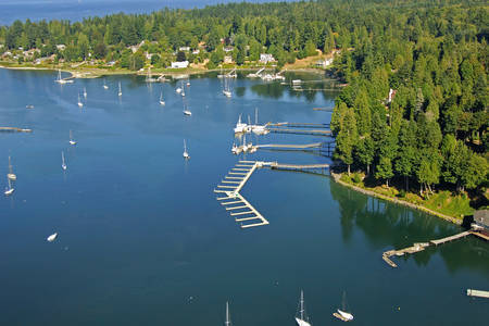 Seattle Yacht Club Port Madison Outstation