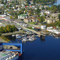 Chemainus Municipal Dock