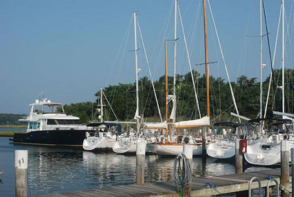 Halsey's Marina
